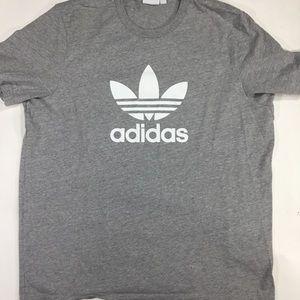 Adidas tre foil logo T-shirt